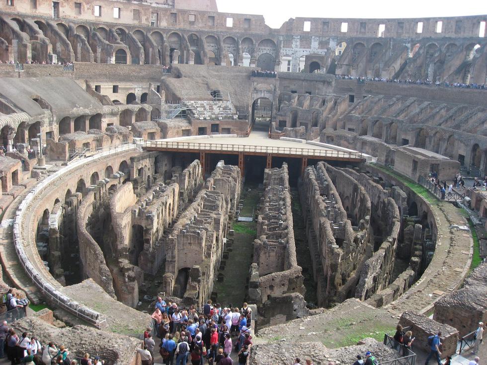 Mọi con đường đều dẫn đến Roma - Ảnh 3.