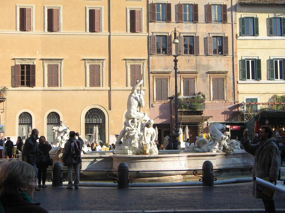 Mọi con đường đều dẫn đến Roma - Ảnh 4.