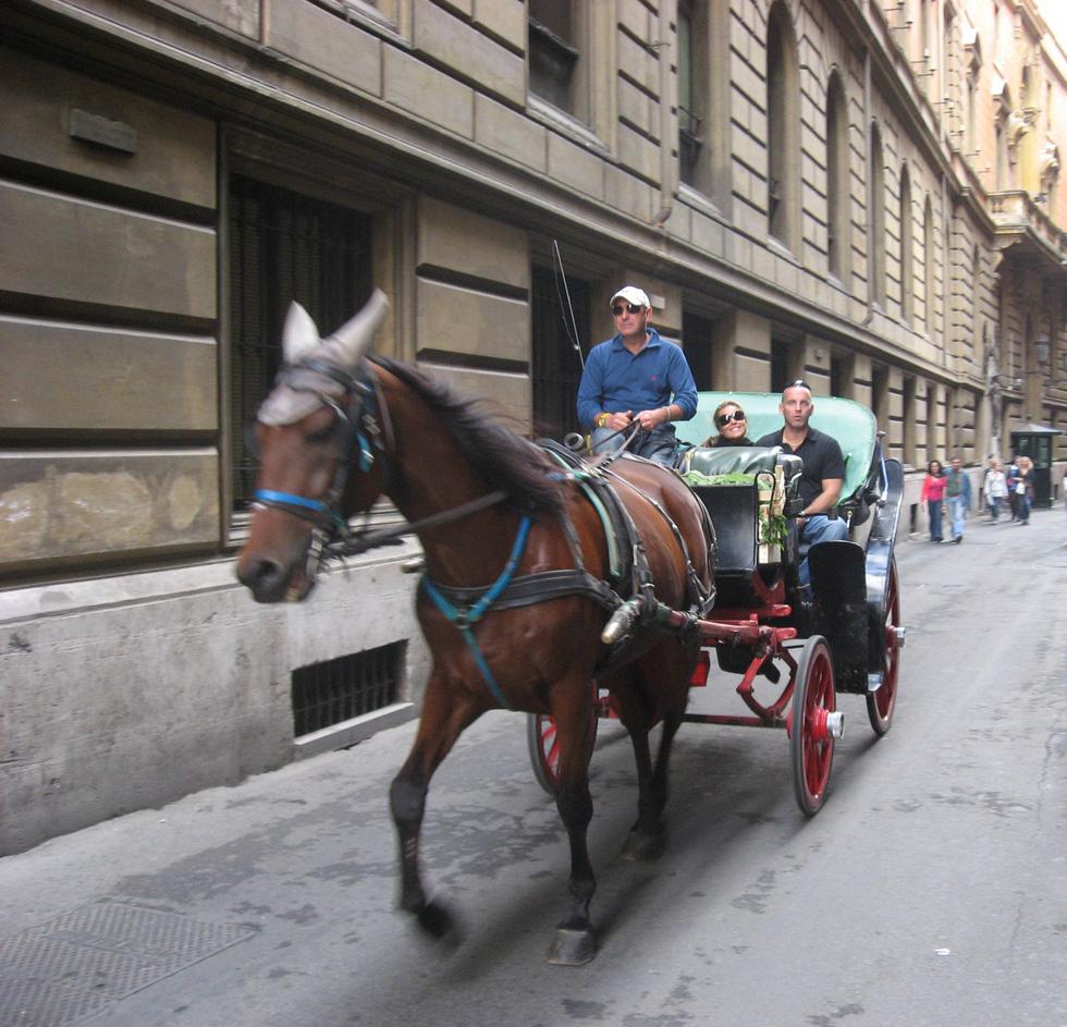 Mọi con đường đều dẫn đến Roma - Ảnh 5.
