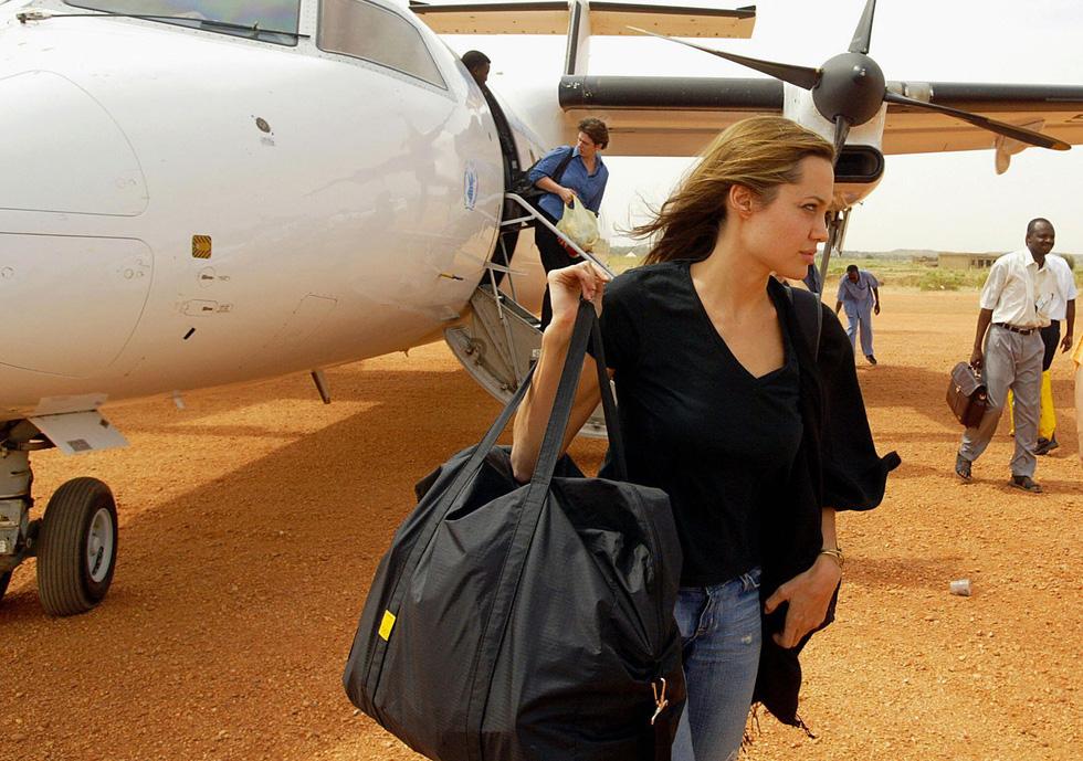 Brad Pitt và Angelina Jolie: 12 năm hội ngộ rồi chia ly... - Ảnh 4.