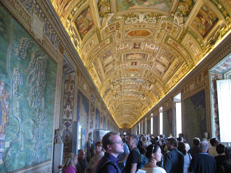 Mọi con đường đều dẫn đến Roma - Ảnh 10.