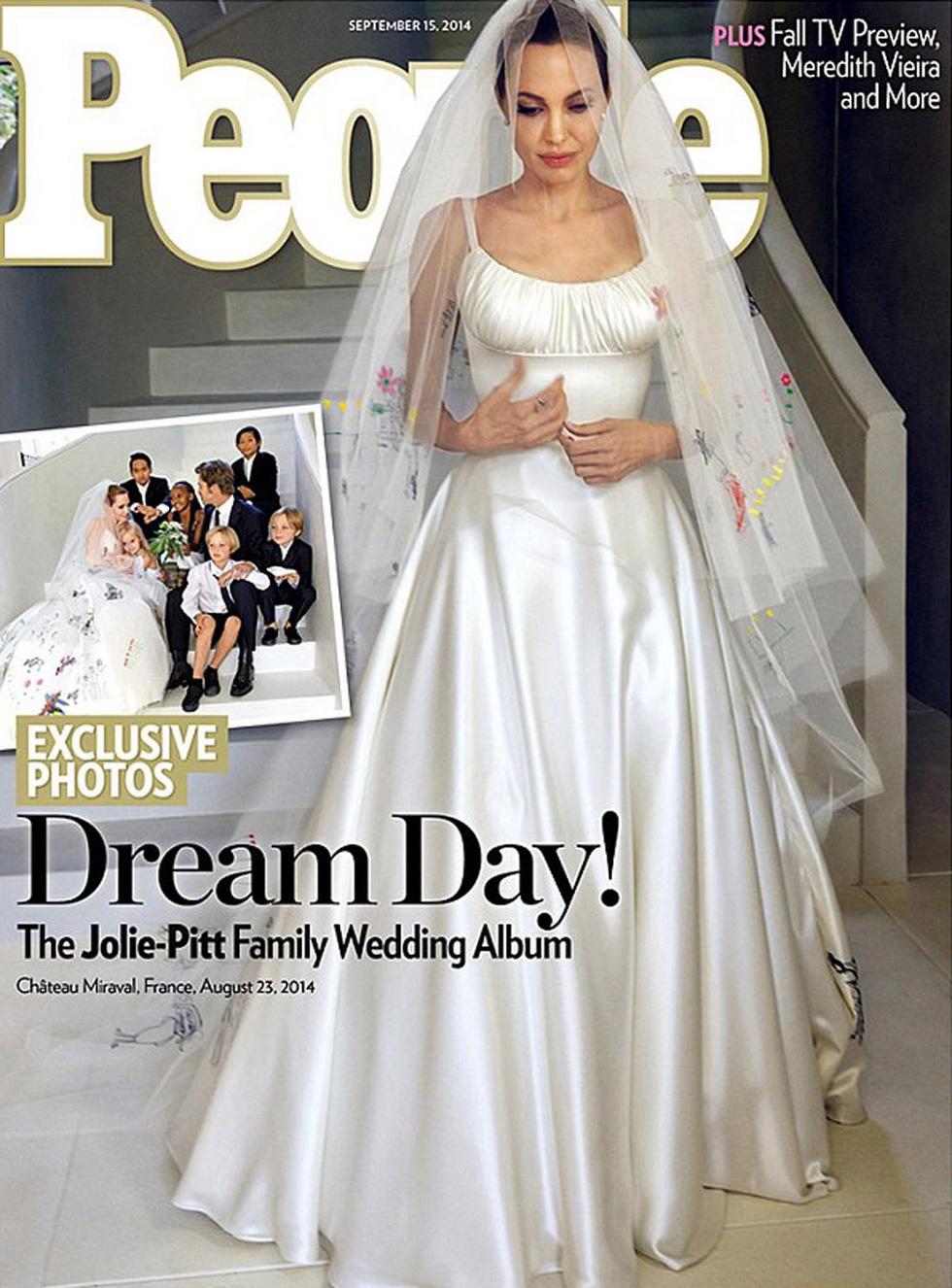 Brad Pitt và Angelina Jolie: 12 năm hội ngộ rồi chia ly... - Ảnh 20.