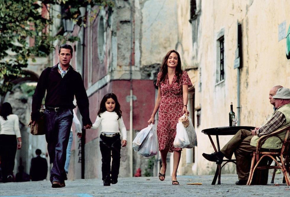 Brad Pitt và Angelina Jolie: 12 năm hội ngộ rồi chia ly... - Ảnh 1.