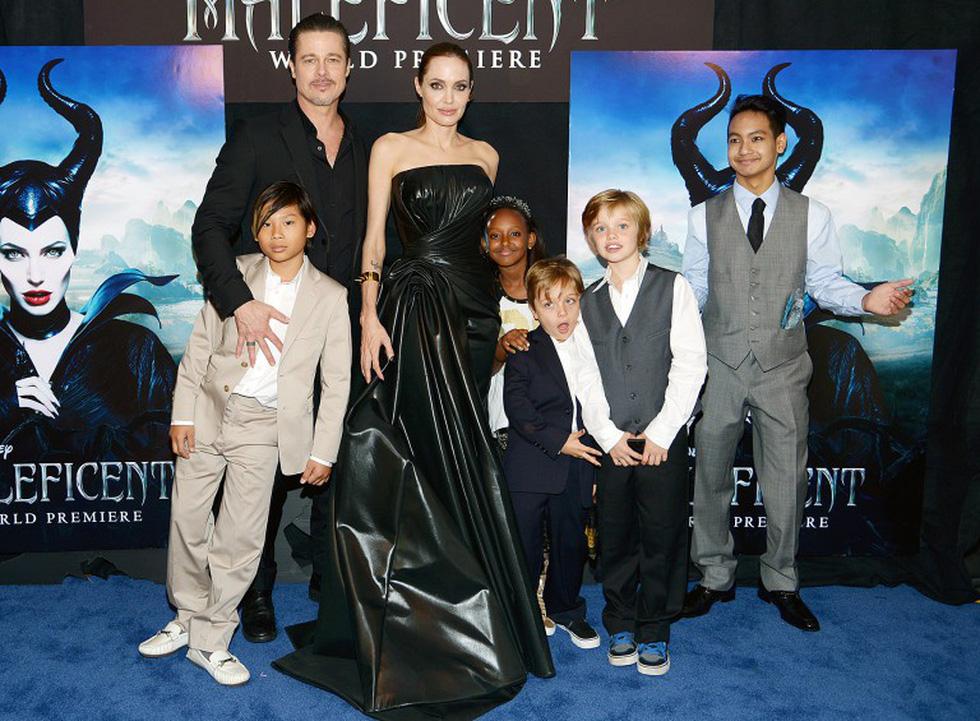 Brad Pitt và Angelina Jolie: 12 năm hội ngộ rồi chia ly... - Ảnh 19.