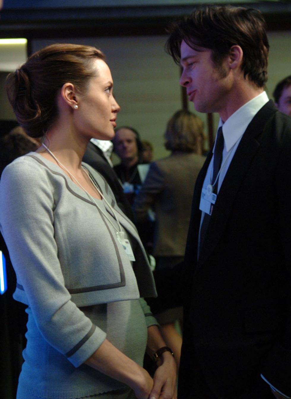 Brad Pitt và Angelina Jolie: 12 năm hội ngộ rồi chia ly... - Ảnh 8.