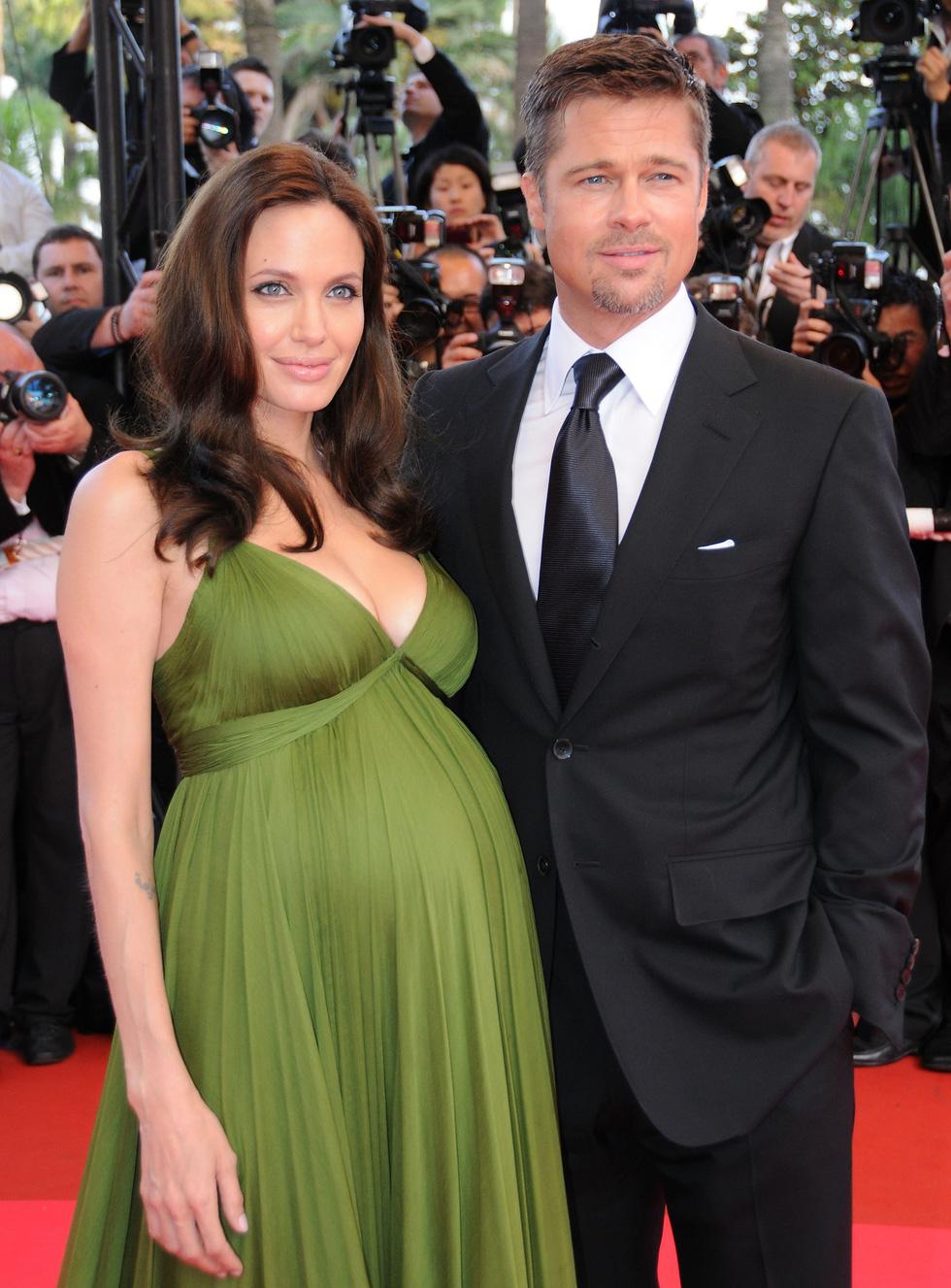 Brad Pitt và Angelina Jolie: 12 năm hội ngộ rồi chia ly... - Ảnh 13.