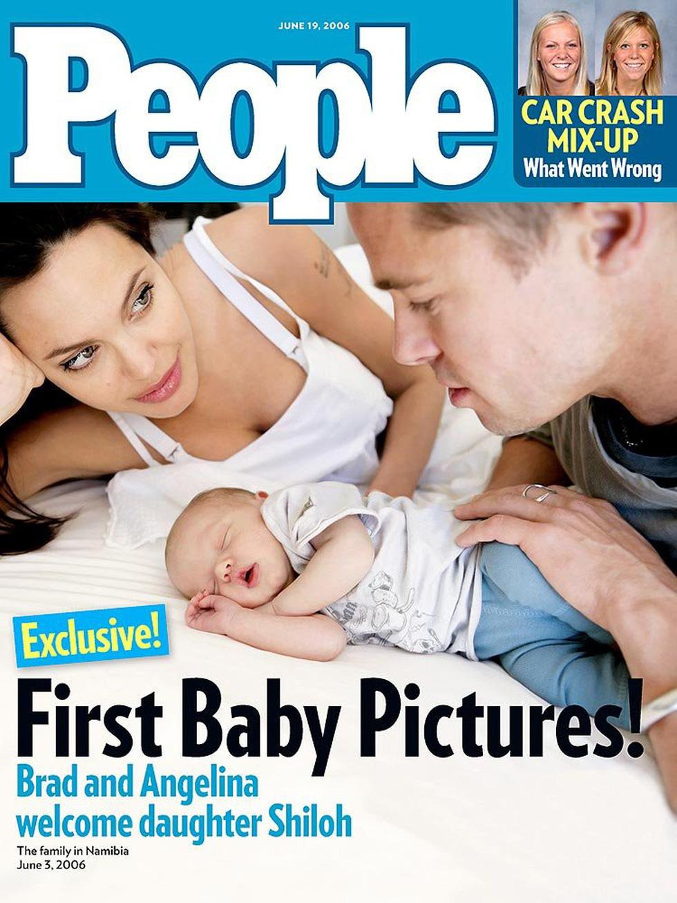 Brad Pitt và Angelina Jolie: 12 năm hội ngộ rồi chia ly... - Ảnh 9.