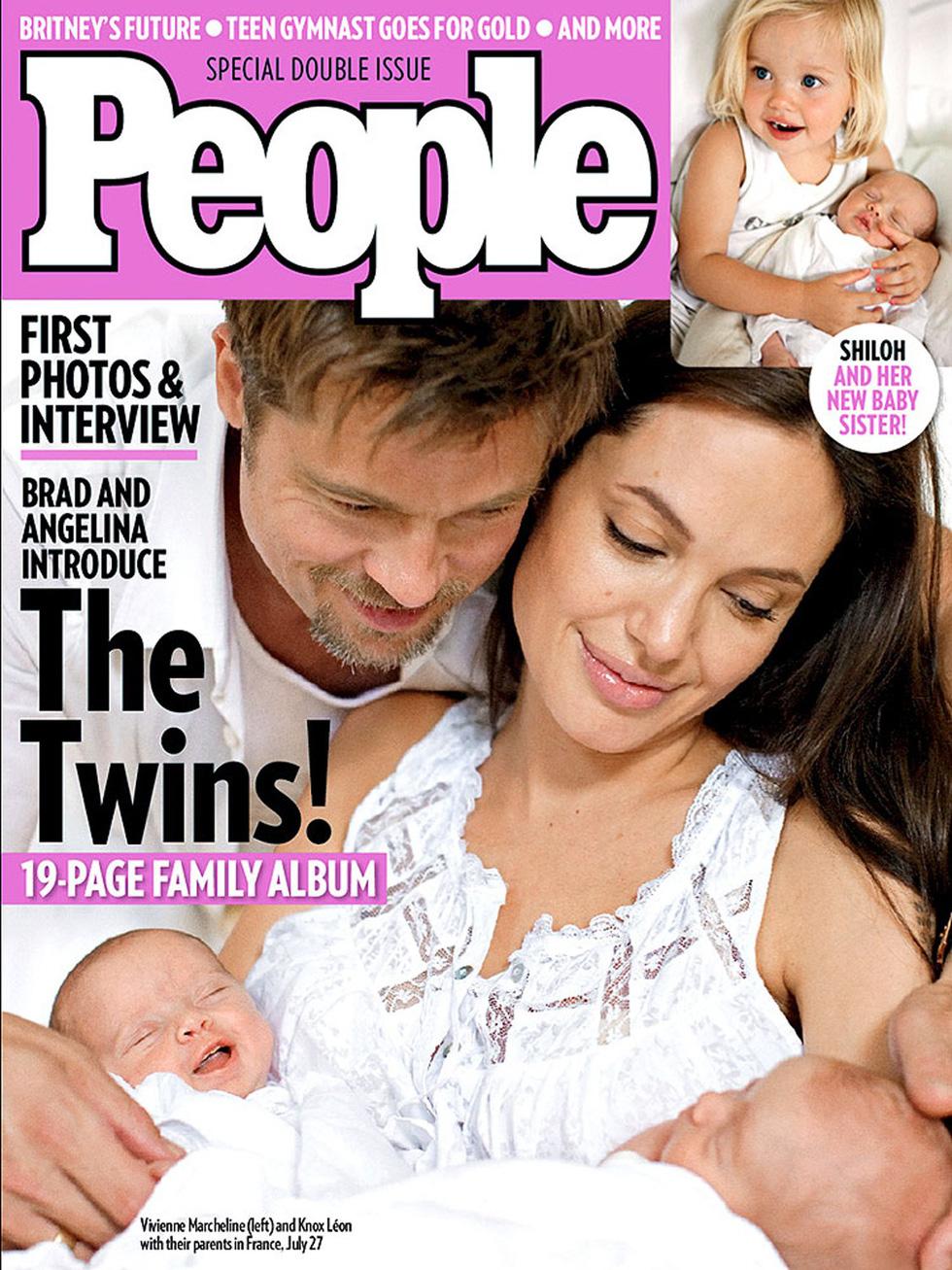 Brad Pitt và Angelina Jolie: 12 năm hội ngộ rồi chia ly... - Ảnh 14.