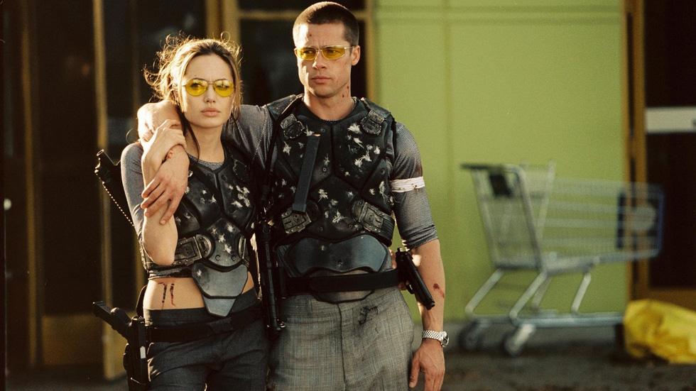 Brad Pitt và Angelina Jolie: 12 năm hội ngộ rồi chia ly... - Ảnh 5.