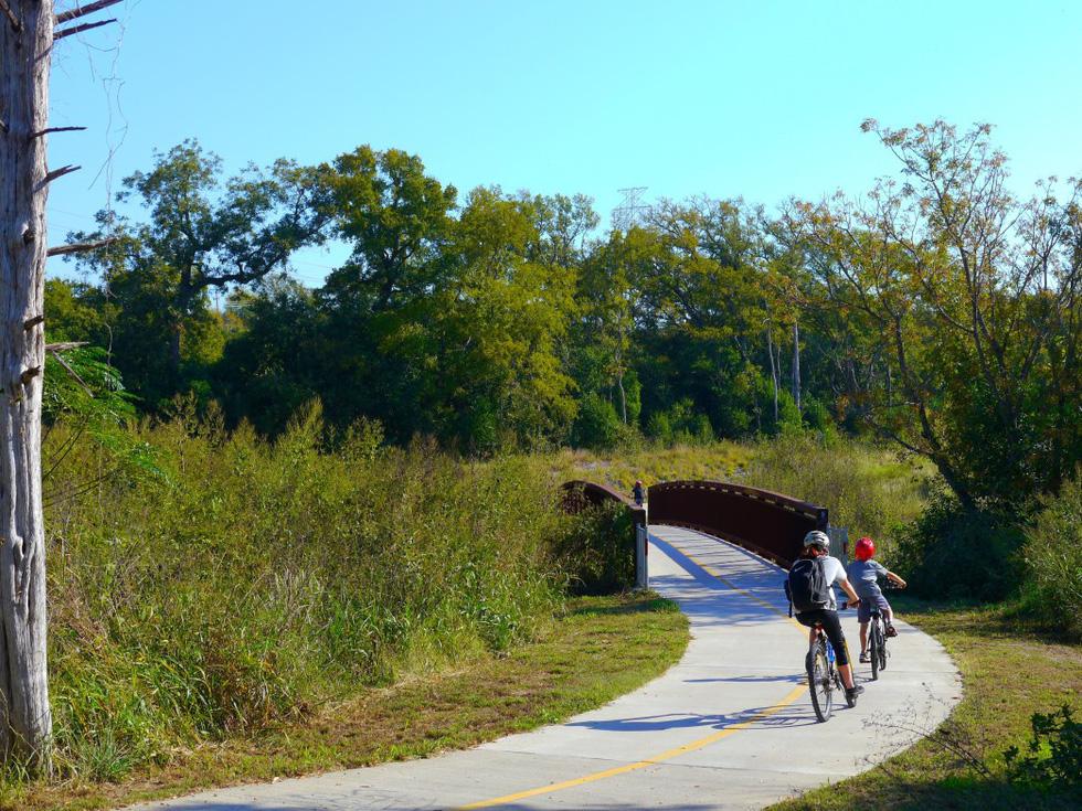 7 cung đường đạp xe lý tưởng nhất ở Austin - Ảnh 4.