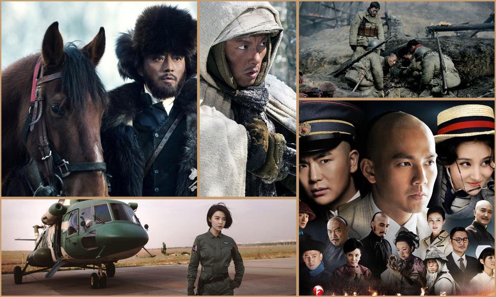 Phim Trung Quốc áp công thức cho Giai điệu chủ để đẩy phim đi xa - Ảnh 1.