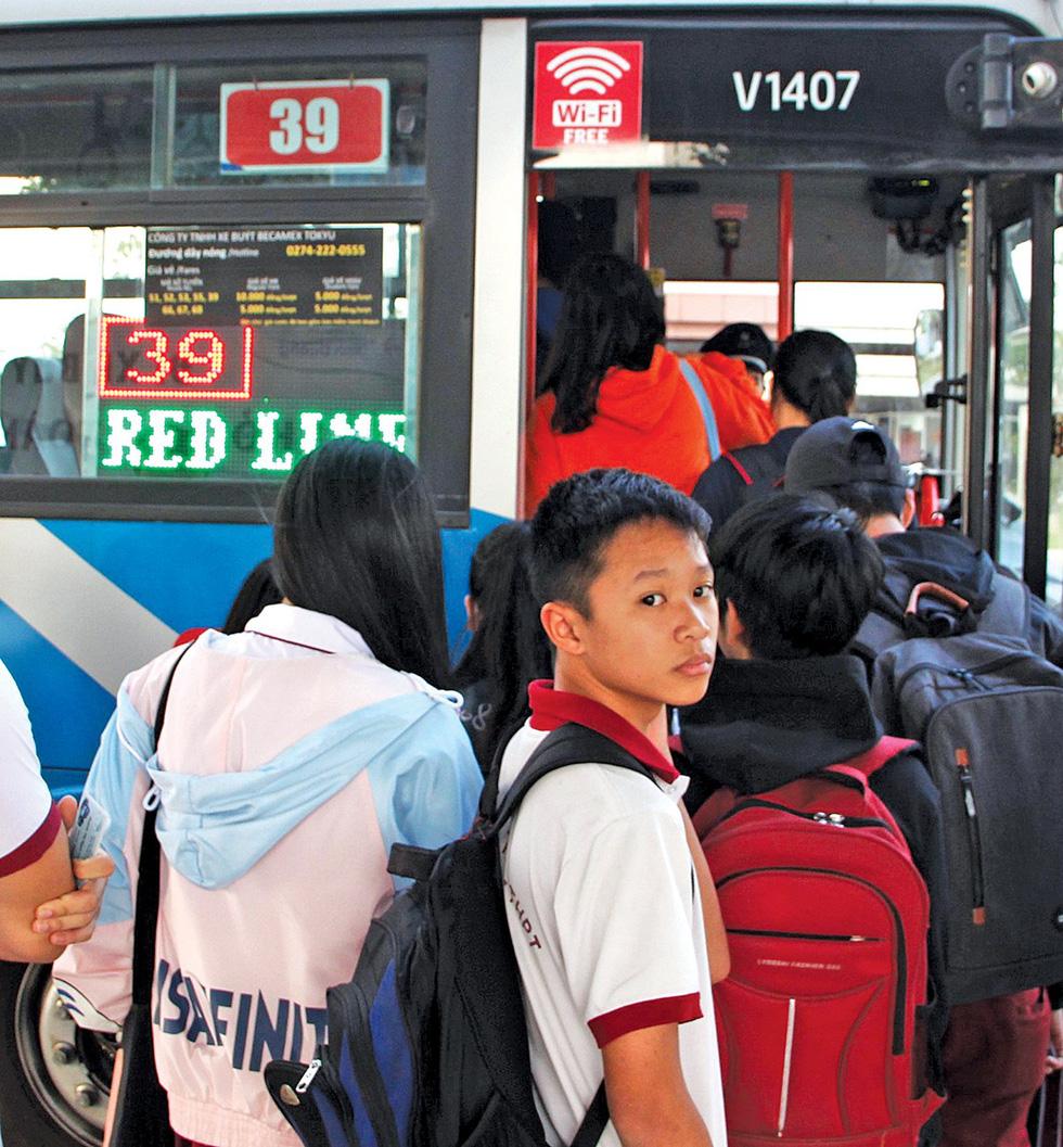 Buýt xanh lăn bánh nhanh kiểu Nhật - Ảnh 6.