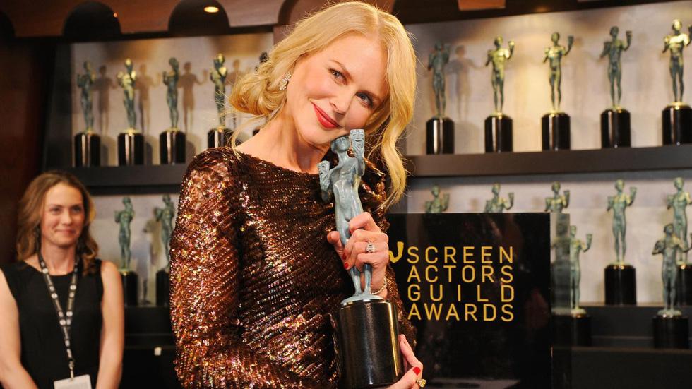 Nicole Kidman giành chiến thắng tại SAG Award - Ảnh 3.