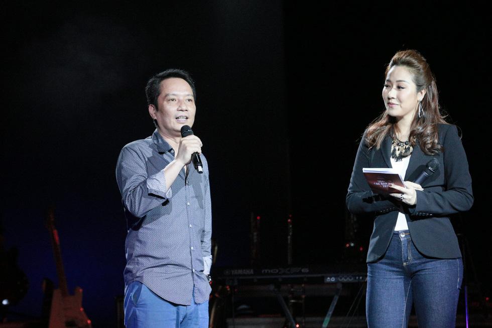 Anh Quân, Mỹ Linh, Nguyên Lê đắm say đêm The BandFest đầu tiên - Ảnh 3.