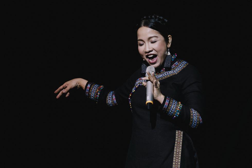 Anh Quân, Mỹ Linh, Nguyên Lê đắm say đêm The BandFest đầu tiên - Ảnh 14.