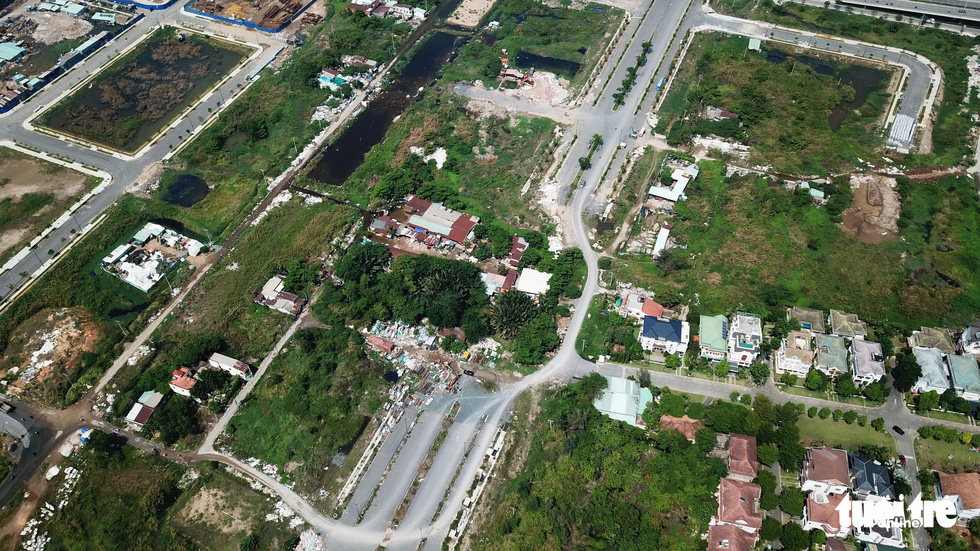 Cận cảnh 4 tuyến đường giá khủng 12.000 tỉ ở Thủ Thiêm - Ảnh 8.