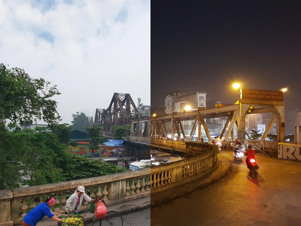 Hà Nội ngày và đêm đẹp lạ qua kiểu chụp 'Chuyện 69' - Ảnh 2.