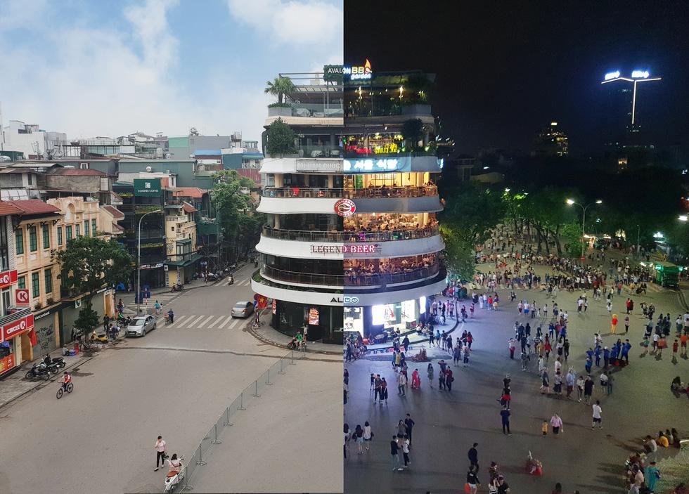 Hà Nội ngày và đêm đẹp lạ qua kiểu chụp 'Chuyện 69' - Ảnh 4.