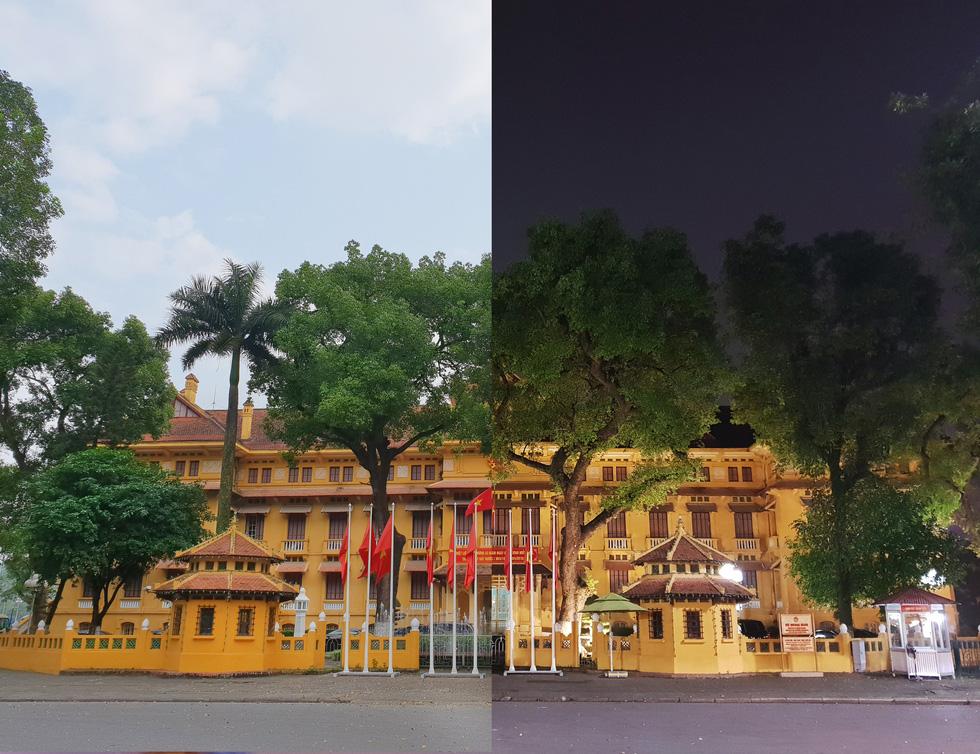 Hà Nội ngày và đêm đẹp lạ qua kiểu chụp 'Chuyện 69' - Ảnh 9.
