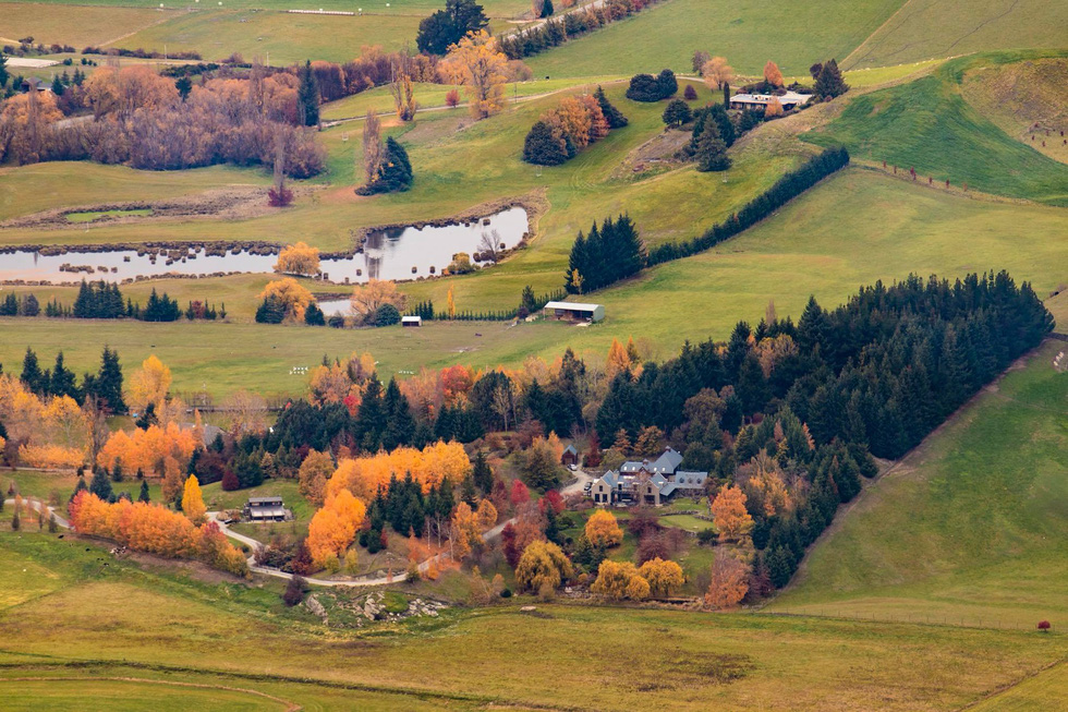 New Zealand - mùa thu mê đắm lòng người - Ảnh 1.