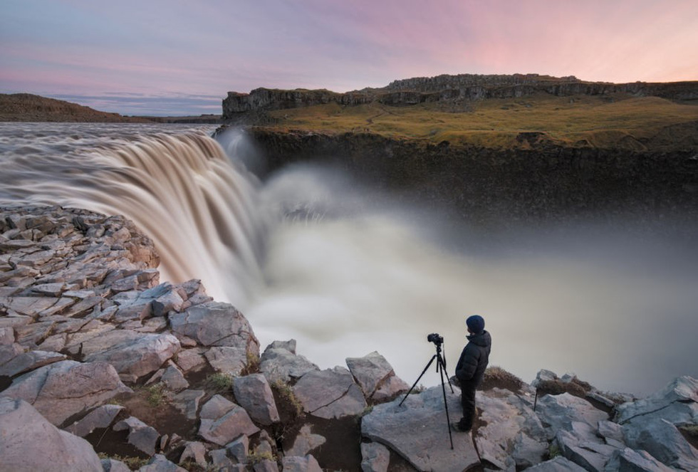 10 bức ảnh đốn tim du khách tại quốc gia băng đảo Iceland - Ảnh 7.