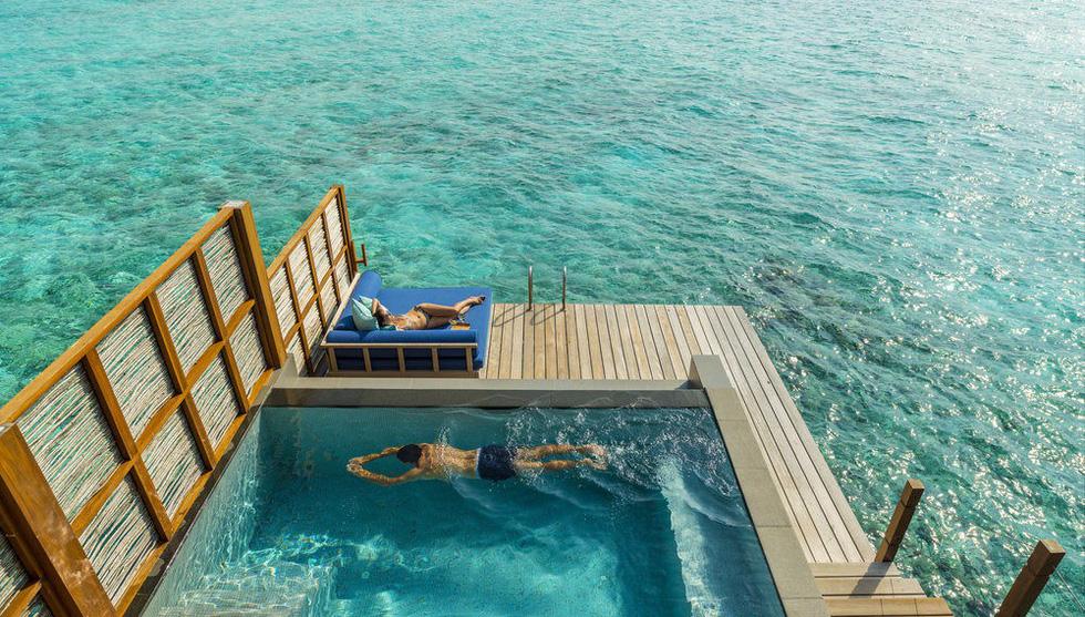 Đến Maldives ngồi tàu ngầm ngắm san hô - Ảnh 14.