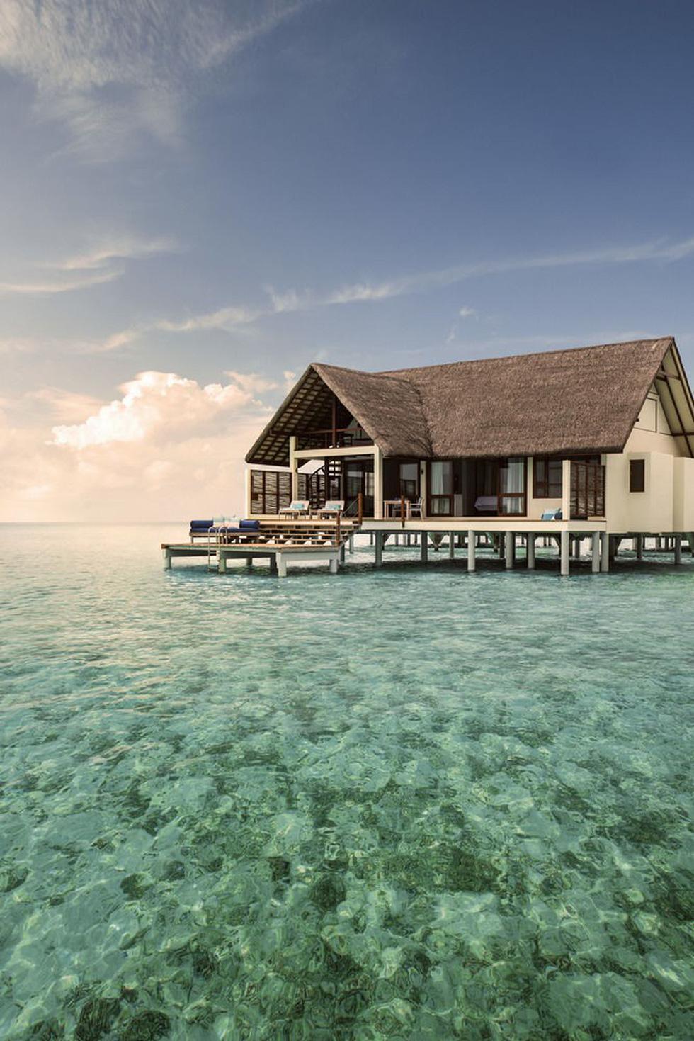 Đến Maldives ngồi tàu ngầm ngắm san hô - Ảnh 15.
