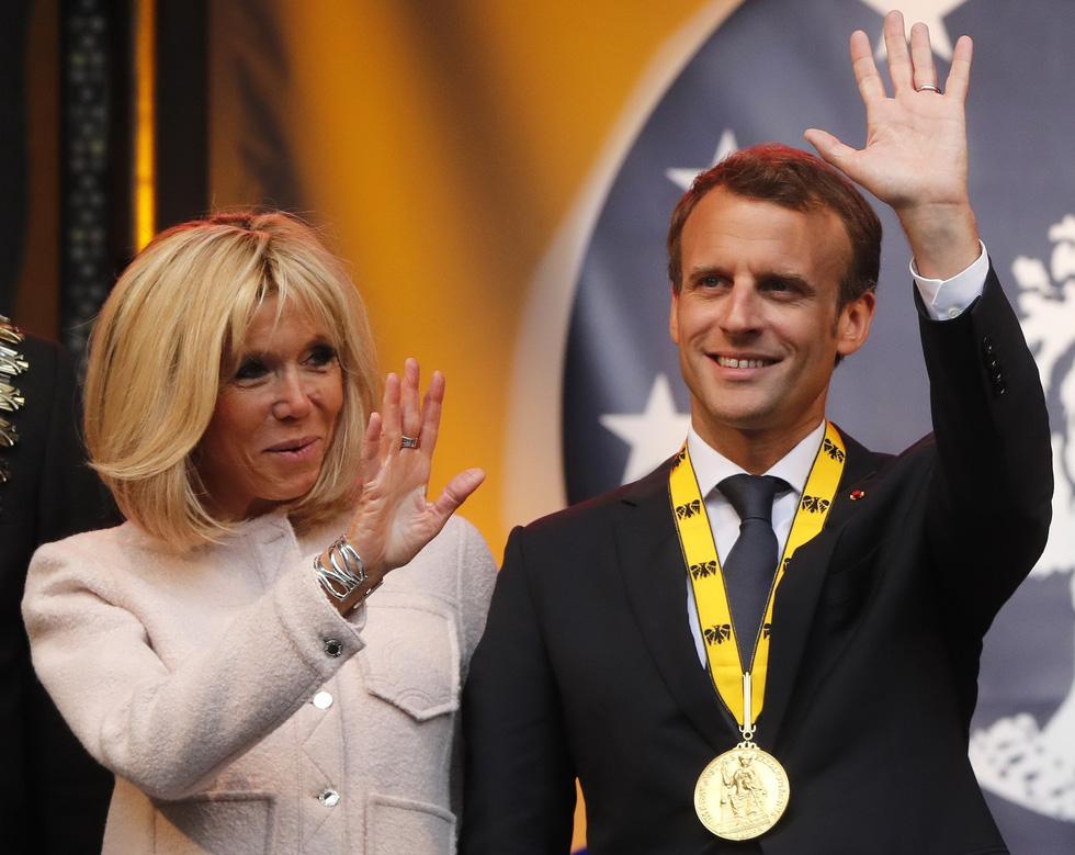 Tổng thống Pháp và những bữa ăn tối bí mật ngày thứ hai - Ảnh 2.