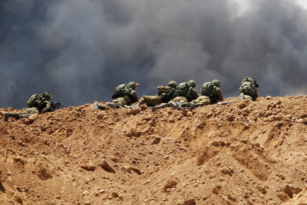 Ngày trở về đẫm máu và nước mắt của người Palestine - Ảnh 4.