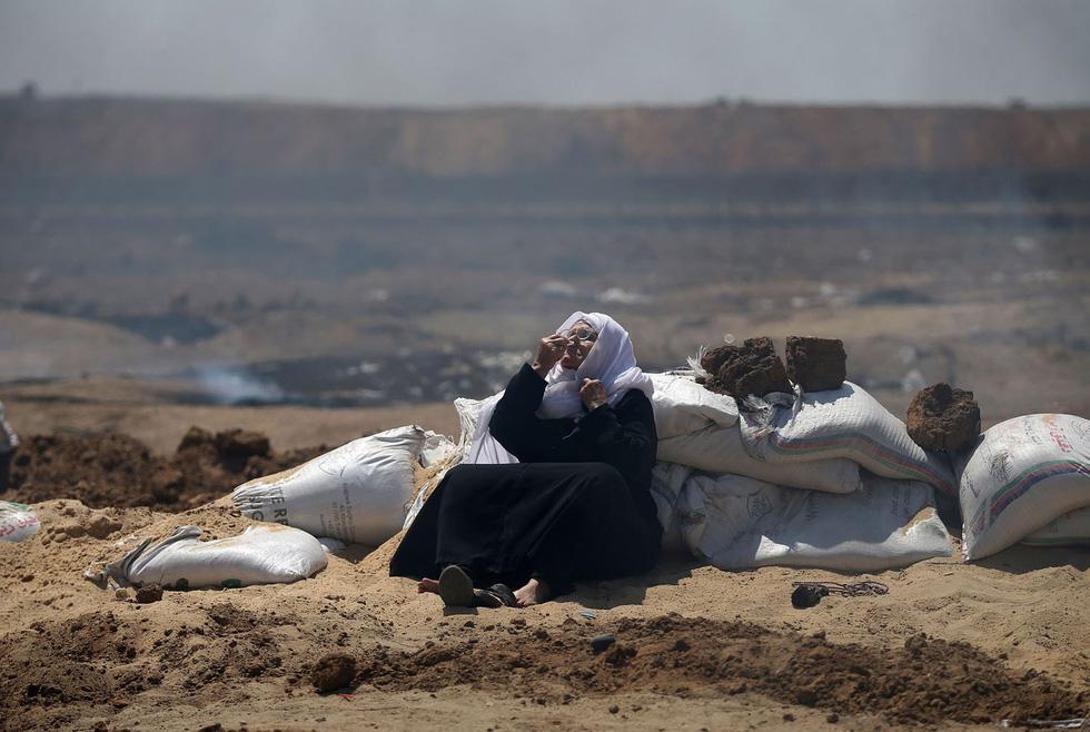 Ngày trở về đẫm máu và nước mắt của người Palestine - Ảnh 9.