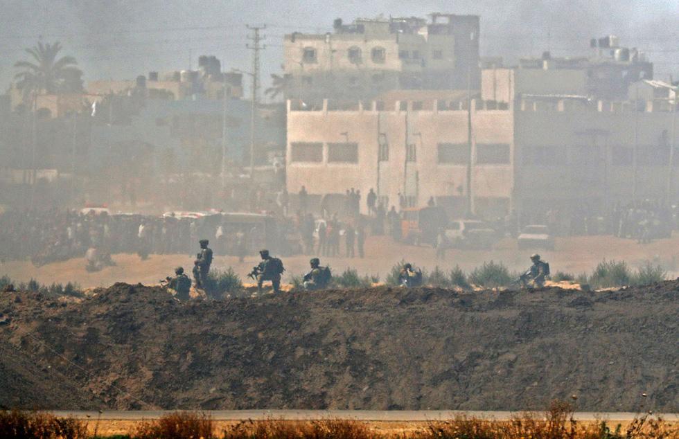 Ngày trở về đẫm máu và nước mắt của người Palestine - Ảnh 1.