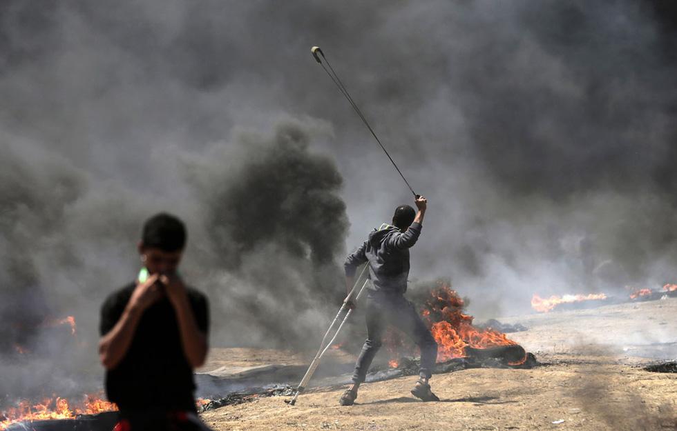 Ngày trở về đẫm máu và nước mắt của người Palestine - Ảnh 6.