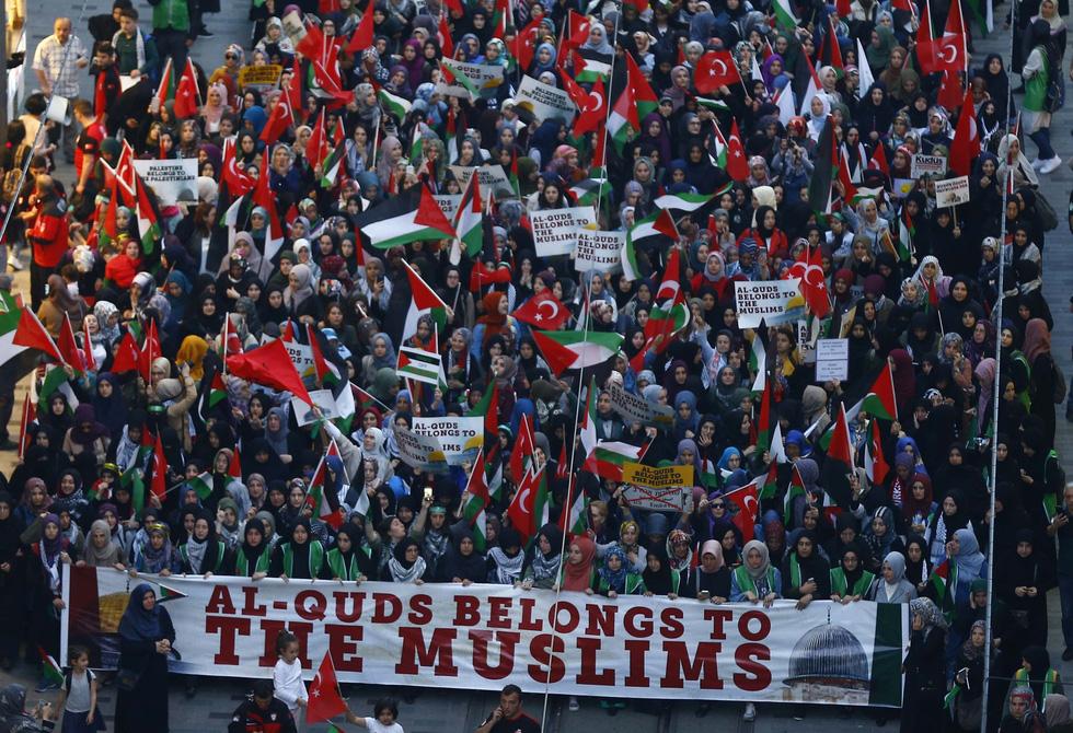 Ngày trở về đẫm máu và nước mắt của người Palestine - Ảnh 22.