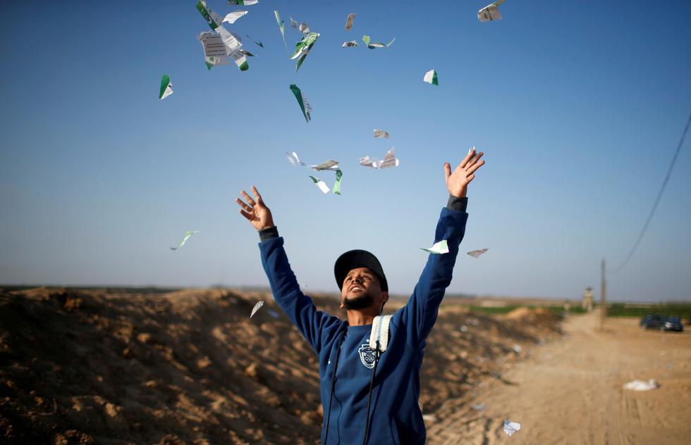 Ngày trở về đẫm máu và nước mắt của người Palestine - Ảnh 2.