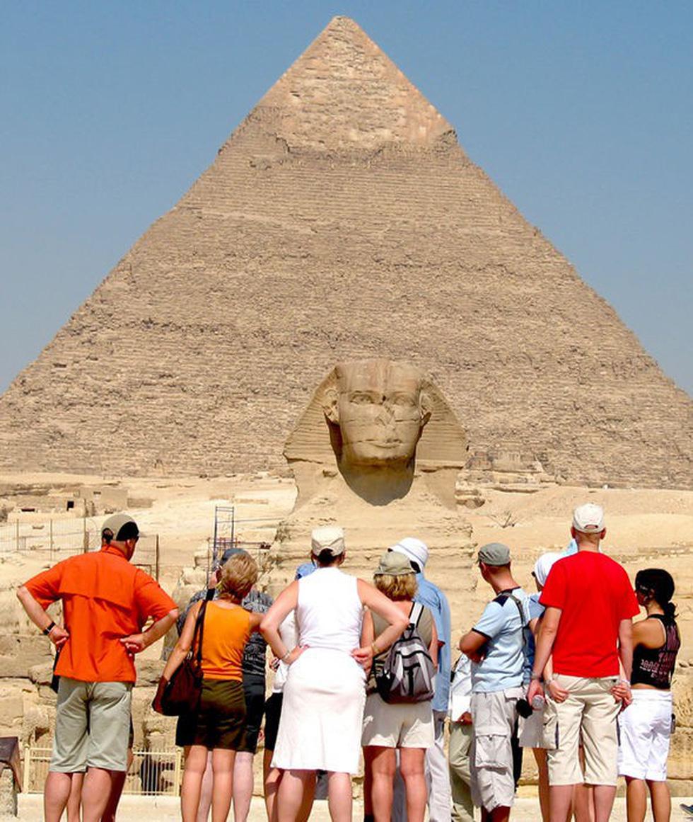 Ai Cập: làm phiền du khách sẽ bị phạt tiền - Ảnh 1.