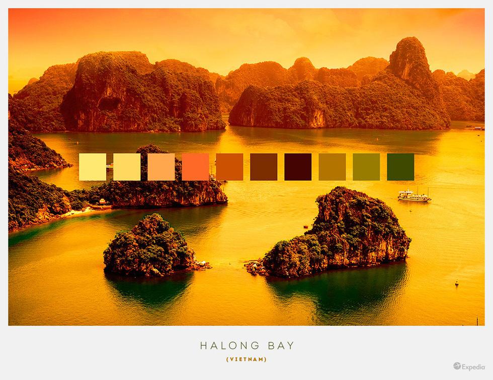 Vịnh Hạ Long vào top 10 điểm du lịch đẹp nhất thế giới - Ảnh 5.