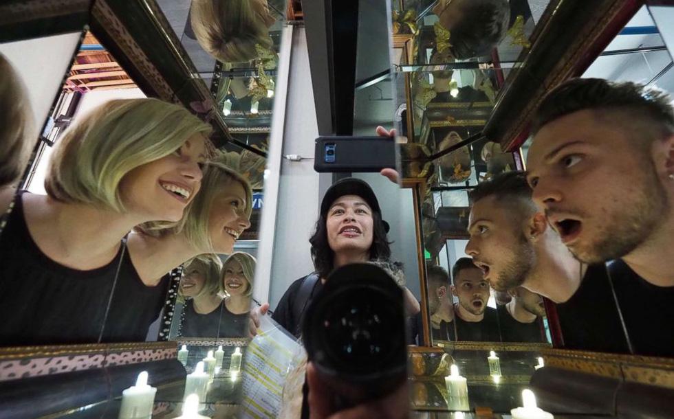Thỏa sức 'selfie' tại Bảo tàng chụp ảnh tự sướng California - Ảnh 9.