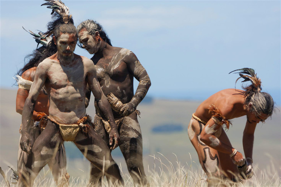 Chơi đủ trò tại lễ hội Tapati của cư dân Đảo Phục Sinh - Ảnh 6.