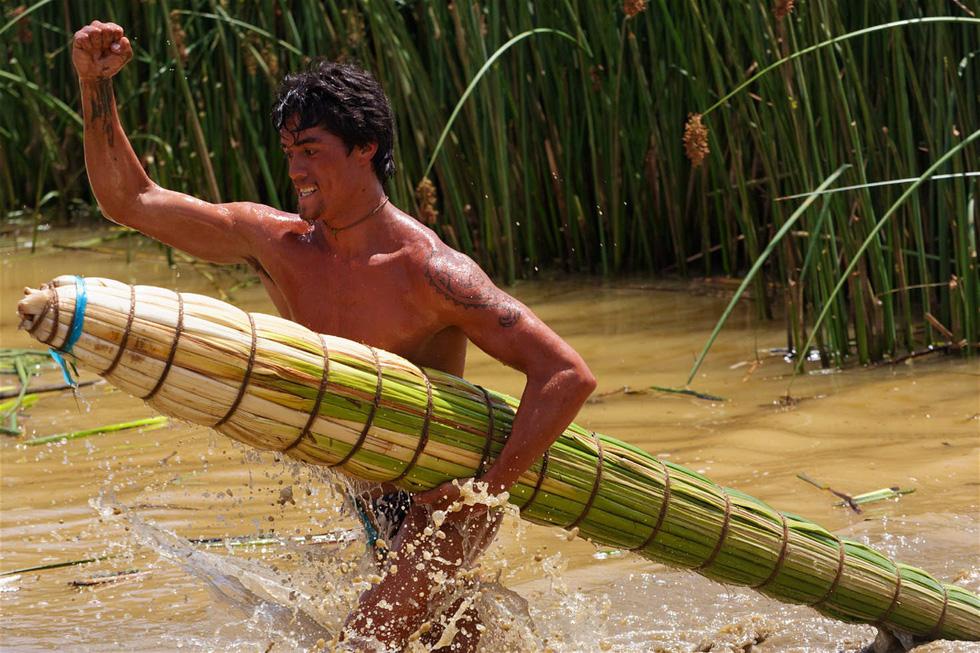 Chơi đủ trò tại lễ hội Tapati của cư dân Đảo Phục Sinh - Ảnh 5.