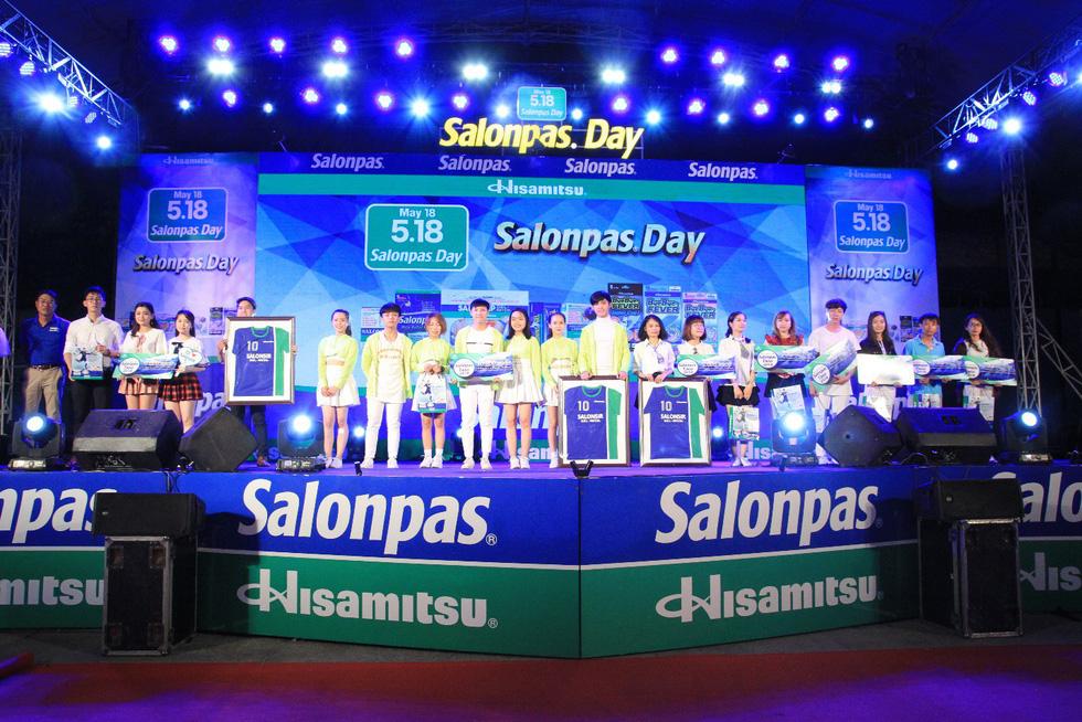 Khán giả bùng nổ đại tiệc Salonpas Day 2018 - Ảnh 5.