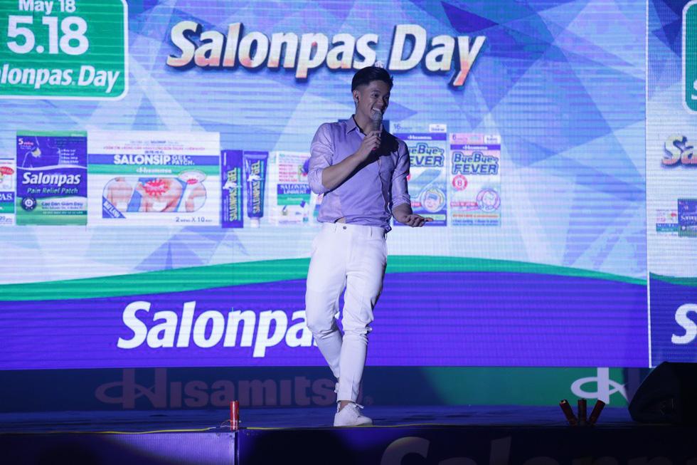 Khán giả bùng nổ đại tiệc Salonpas Day 2018 - Ảnh 4.