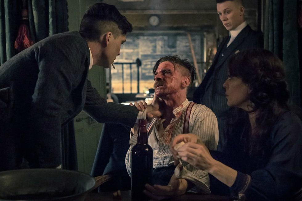 Peaky Blinders - mưu đồ chính trị, bạo lực đẫm máu và tình dục - Ảnh 11.