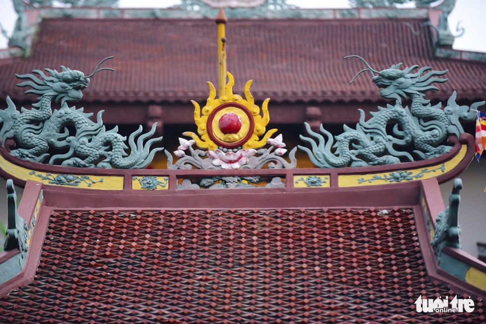 Mùa Phật Đản đi lễ chùa Một Cột tại Sài Gòn - Ảnh 8.