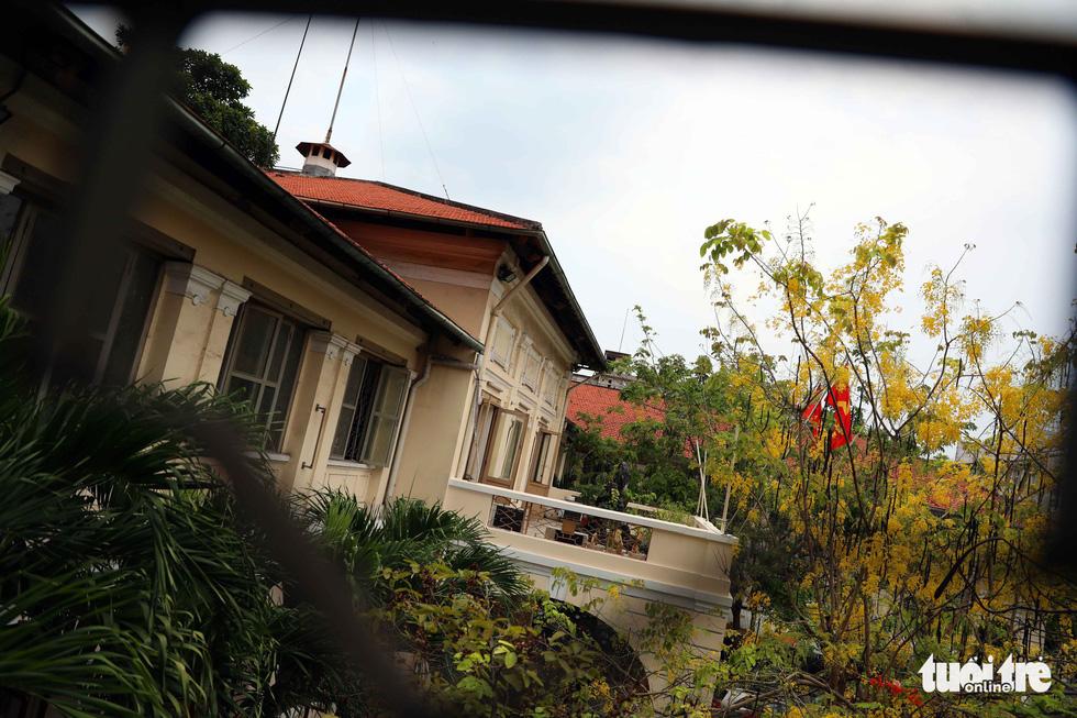 Dinh Thượng Thơ Sài Gòn qua nhiều góc ảnh - Ảnh 2.
