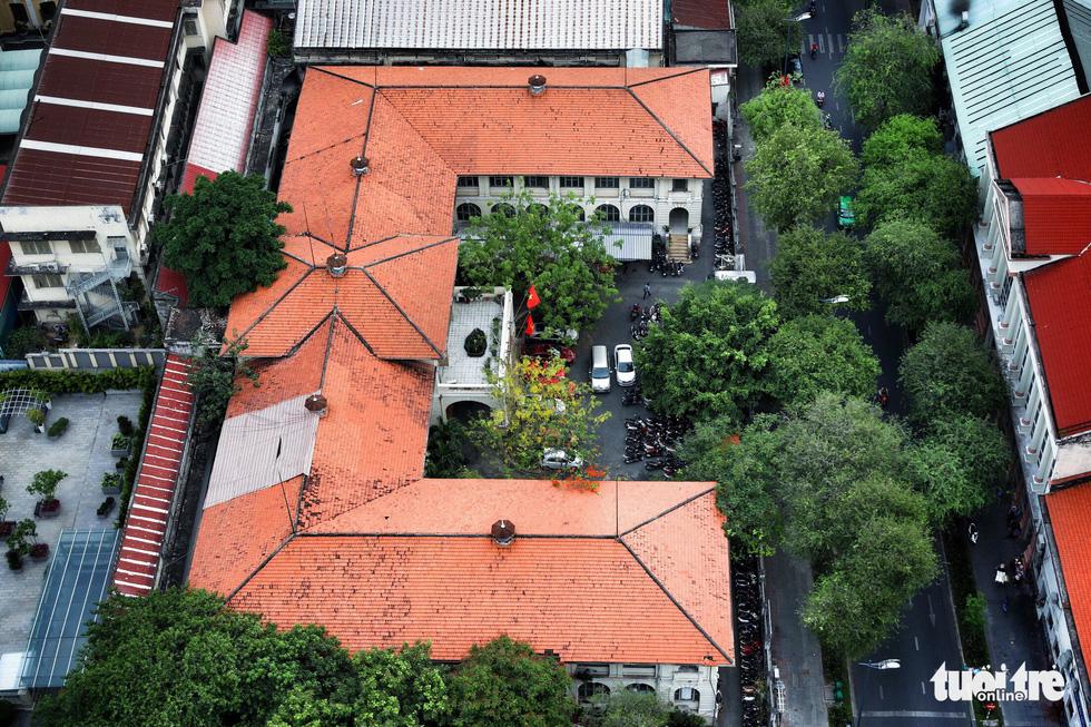 Dinh Thượng Thơ Sài Gòn qua nhiều góc ảnh - Ảnh 11.