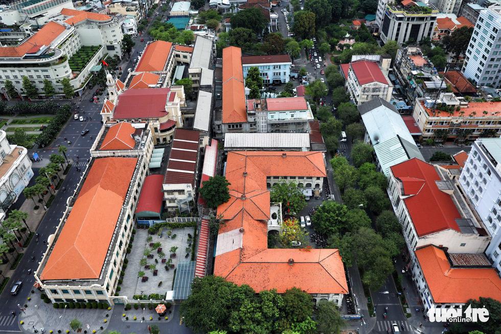 Dinh Thượng Thơ Sài Gòn qua nhiều góc ảnh - Ảnh 12.