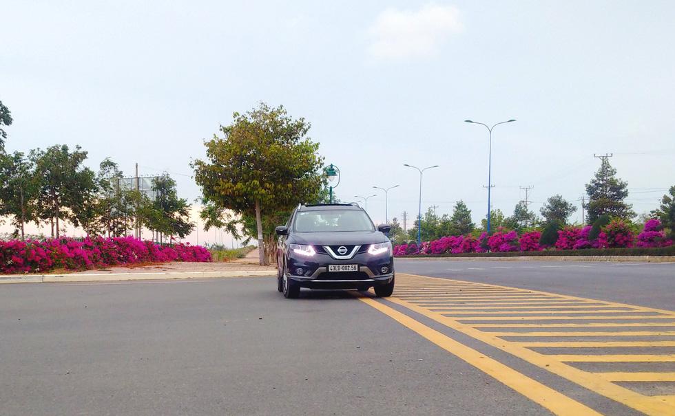 Đánh giá xe X-Trail trên những cung đường Đông Nam Bộ - Ảnh 2.