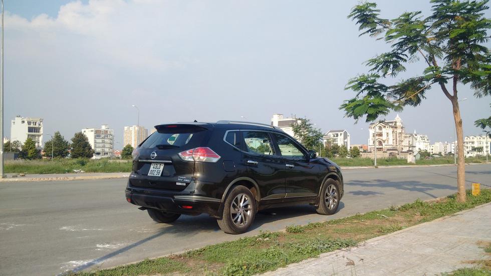 Đánh giá xe X-Trail trên những cung đường Đông Nam Bộ - Ảnh 4.