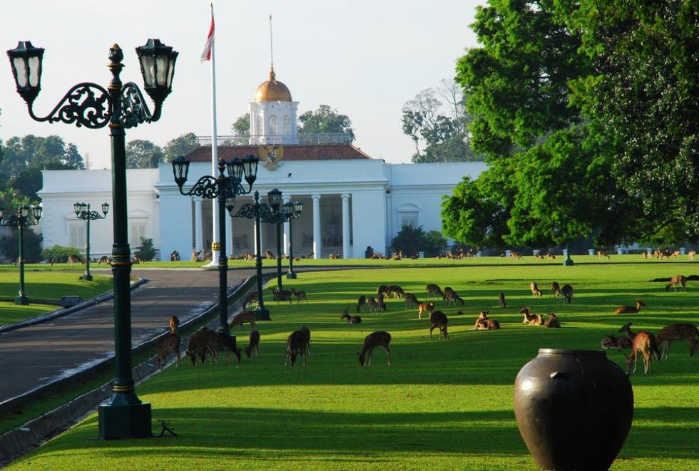 Từ dinh Thượng Thơ đến dinh Tổng thống Bogor - Ảnh 2.