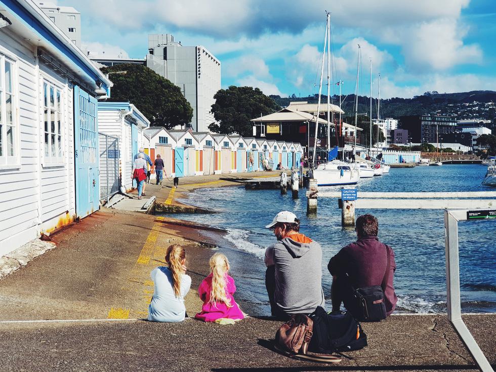 New Zealand - mùa thu mê đắm lòng người - Ảnh 4.